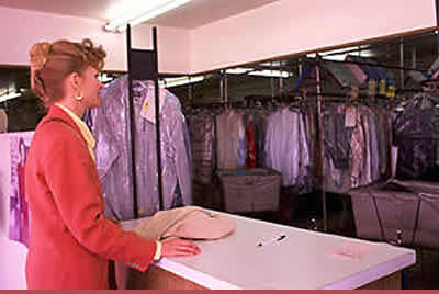 Dry Cleaners Template | DIY website | Website2Go | Dry Cleaner ...